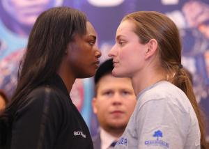 Shields and Hermans knock out the scales in California