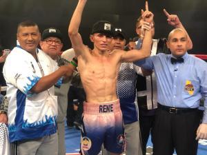 Alvarado wins WBA elimination over Morales in California