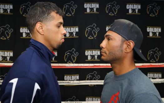 Machado and Cancio take to the ring in Los Angeles