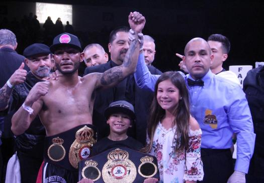 Cancio upsets Machado with a stunning KO victory