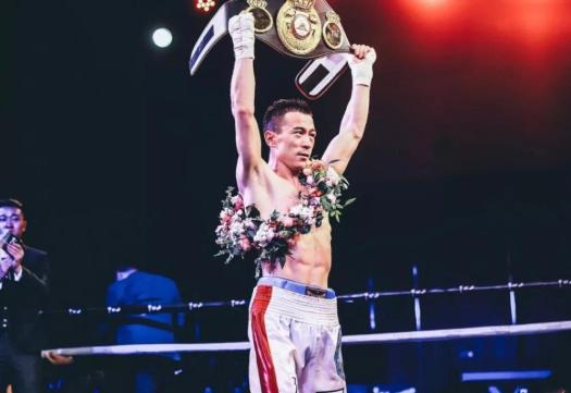 Wulan and Konno appear in WBA regional bouts in China