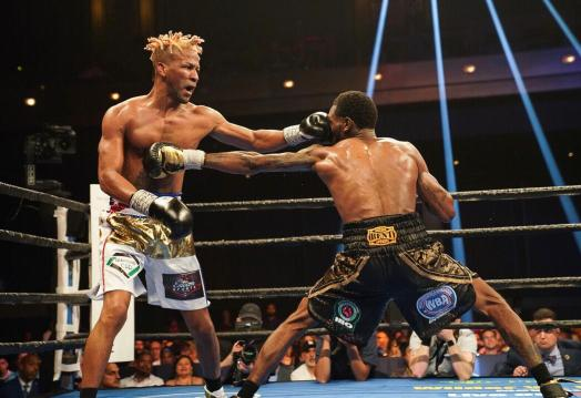 WBA Lightweight Title remains vacant after Barthelemy and Easter draw