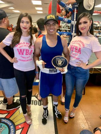 WBA continues to support Las Vegas boxing