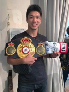 Ryota Murata nombrado Súper Campeón Mediano de la AMB