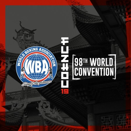 The 98th WBA Convention will begin this Wednesday in Fuzhou
