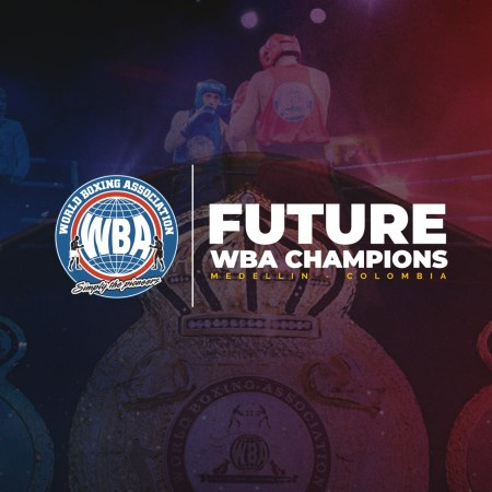 """Future WBA Champions"""" Camp in Medellin will have three days of fights"""