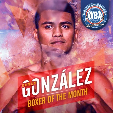 Roman Gonzalez is the Boxer of the Month