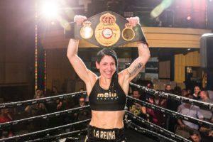 Miriam Gutiérrez: una guerrera de la vida