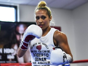 Boxing is the story of her life