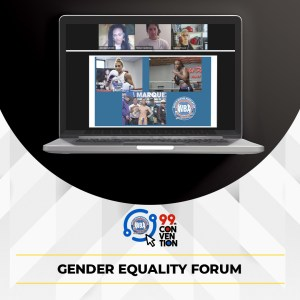The forum on gender equality was successfully held on the third day of the 99th Convention of the World Boxing Association