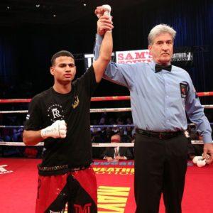 Romero y Maríñez disputarán la faja interina AMB en Connecticut