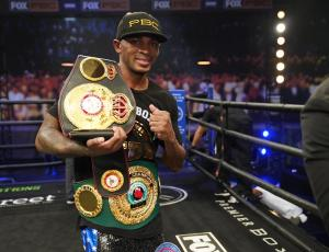 Lara-Lamanna will fight for the WBA Middleweight title