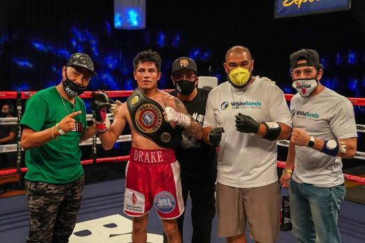Contreras knocked out Preciado and captured the WBA-Fedecentro title in Kissimee