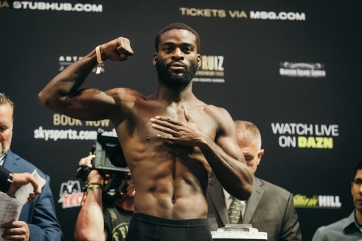 Buatsi will defend his WBA-International title against Calic