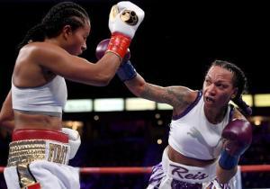 Kali Reis and Kandi Wyatt will try to win the vacant WBA 140-pound title