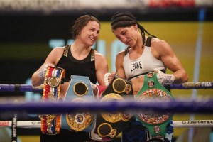 Katie Taylor defeated Gutierrez and reached nine title defenses