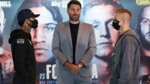 Eddie Hearn and Matchroom Boxing continue to expand their horizons