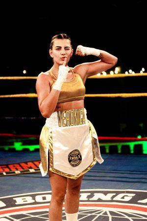 Veronica Zuluaga, the Iron Lady of boxing