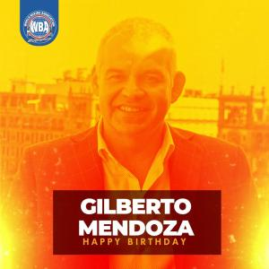 Gilberto Jesús Mendoza's 50th birthday: a man who lives and breathes boxing