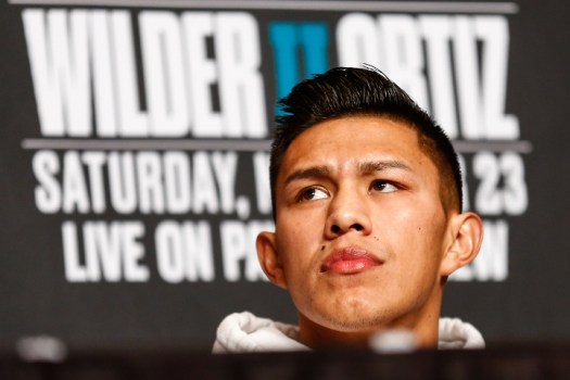 Ramírez-Flores and Fundora-Ahmed will fight this Saturday in Arlington