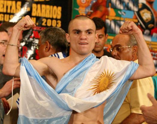 """Jorge Rodrigo Barrios: """"For me, boxing is life"""""""