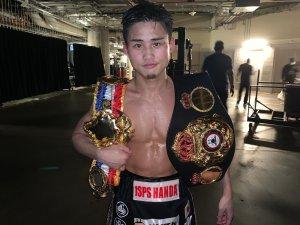 WBA orders Kyoguchi-Bermudez fight