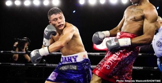 Cruz-Romero in WBA elimination duel