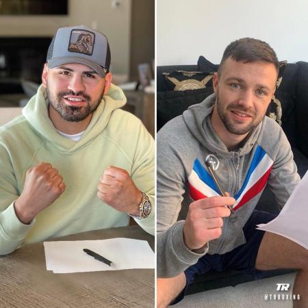 Taylor and Ramirez to fight on May 22 with all the belts on the line