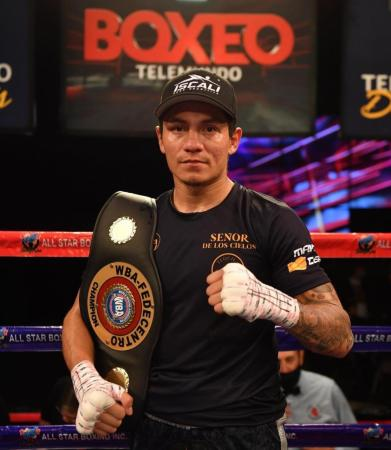 Contreras retained WBA-Fedecentro belt against Socarras by knockout