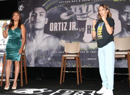 Ortiz and Estrada said to be ready for war in Texas