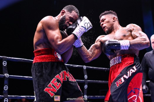 Nicholson-Apochi will fight for WBA title eliminator this Saturday