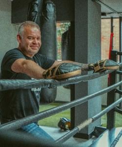 """Gilberto Jesús Mendoza dictó charla """"Regulaciones del Boxeo"""""""