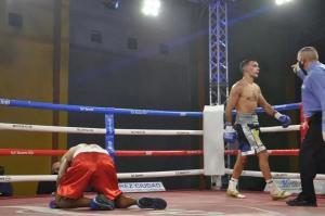 Elegante Argentino retains FEDEBOL welterweight WBA belt