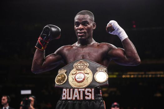 Buatsi to defend his WBA-International belt against Bolotniks at Fight Camp