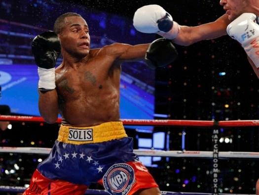 Liborio won the WBA-Fedelatin title by defeating Nunez
