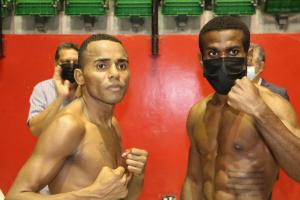 Weigh-in ready for Solis-Nunez and Mamedov-Soriano in Panama and Mexico