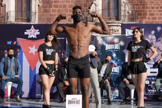 Everyone made weight in Aguascalientes & photo gallery | Boxen247.com