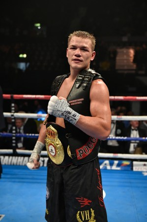 Chudinov will defend his WBA Gold belt in St. Petersburg this Friday