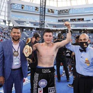Zepeda demolished Tanajara to win the WBA Continental Americas belt