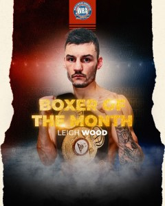 WBA Boxer of the Month