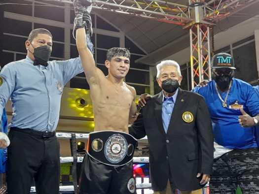 Carrillo wins WBA-Fedelatin title over Ankuash in Panama