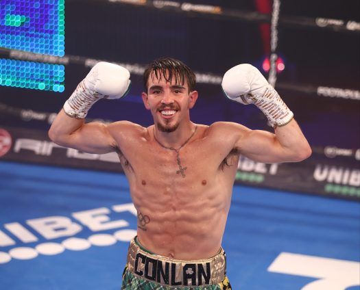 Conlan-Dohenny will fight for the WBA Interim Featherweight Title