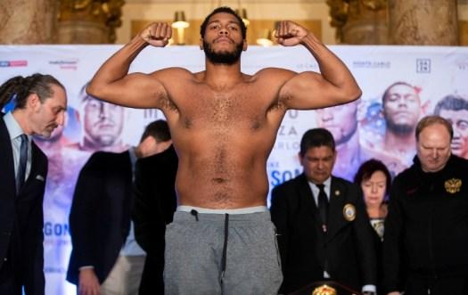 Hunter-Wilson este martes por el título AMB-Continental Américas de peso pesado