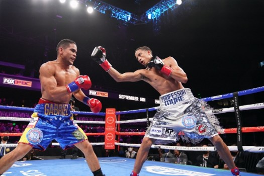 WBA Interim Welterweight Title declared vacant
