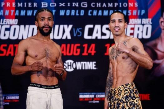 Russel-Rodríguez will be WBA title eliminator