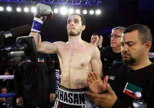Baysaguran and Ousley to fight for WBA-Intercontinental belt in Joshua-Usyk undercard