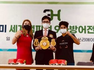 Choi and Da Silva ready and at weight in Seoul