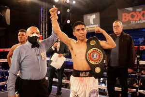 Ganingan, new WBA-Fedecentro champion