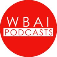 WBAI Podcast logo