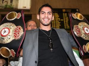 Linares WBA Champion